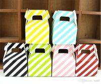 Ev Bahçe ADEDI 200 ADET 1 Renk Kağıt Şeker Kutusu Şerit Hediye Çantası Çikolata Paketleme Çocuk Doğum Günü Partisi Düğün Süslemeleri Şekeri