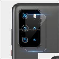 Screen Protectors Phone Aessories Cell Phones & Aessoriescamera Glass P40 Pro P30 Lite P20 Back Camera Galss For Huawei Nova 7 Nova8 Se Lens