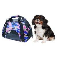 Hundeträger Saim Tragbare Tasche Zubehör Pet Schulter Rucksack für kleine Hunde Katzen Welpen Outdoor Reise Atmungsaktiv