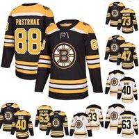 보스턴 33 Zdeno Chara Bruins Jerseys 8 Cam Neely 88 David Pastrnak 63 Brad Marchand Charlie McAvoy 74 Jake Debrusk 46 Krejci Hockey Jersey