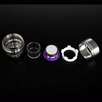 Versione aggiornata JCVAP PEAK PROME SMOKE Hot ICA Inserire l'atomizzatore modificabile per la sostituzione del vapour del PeakPro con inserti al quarzo del sensore di ceramica