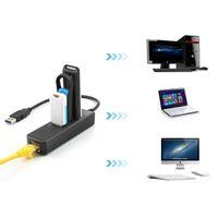 Kablolu USB 3.0 Gigabit Ethernet RJ45 LAN (10/100/1000) Mbps Ağ Adaptörü Ethernet Ağ Kartı PC için