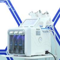 Микродермоабразие Радиочастотное косметическое оборудование Diamond Microdermabrasion SPA Салон Используйте неинвазивные морщины для ухода за кожей Высокое качество