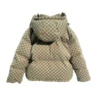 Concepteur luxe femmes classiques de plein air vestes de plein air manteau d'hiver grille couleur grille épaissie femme vêtements gardez la veste unisexe chaude coupe-vent pour homme xs-xl