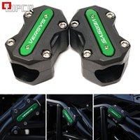 Motorcycle Engine Guard Proteção Decorative Block Crash Bar para Kawasaki Versys 650 1000 x 300 2008 - 2019