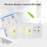 Telecomando senza fili Smart LED Light per camera da letto Human Hey Induction Night Light Light Telecomando Wireless Lampada da parete