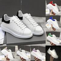 2021 Mulheres Luxurys Designers Calçados Trend Moda Masculina Sapatos Casuais Mulher Festa Diária Plataforma de Casamento Chunky Preto Branco Sapatilhas Calças