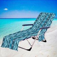 Poduszka / Poduszka dekoracyjna 1 sztuk 2021 Przechowywanie Plażowa Ręcznik Pasek Krzeseł Krzesło Drukowane Poliester Bawełniany salon