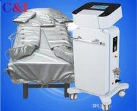 Мода для похудения 3 в 1 дальней инфракрасной преподетерапии машины лимфатическая дренажная массажная костюма оборудование