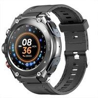 Smart Watch Men TWS Bluetooth 5.0 Earphone 2 In 1 Call Music Body Temperature DIY Watches Face Sport Smartwatch Waterproof T92