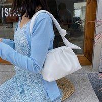 Fashion Women Cloud Shoulder Bag PU Leather Luxury Designer Handbag Female Small Crossbody Bag Solid Lady Messenger Bags Purse