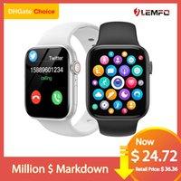 LEMFO IWO 13 PRO T800 Smartwatch 1.72 인치 블루투스 전화 DIY DAIL 피트니스 팔찌 스마트 시계 남성 여성