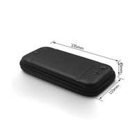 Direct Manufacture EVA Bag Switch lite handbag switch mini host EVA hard bag with mezzanine storage cassette Free shipping
