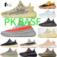 Topsportmarket PK BASF OAT Rock V2 2021 Light Beluga Sulfur Zyon Shoes Yecheil Beds Enflame 700 Cloud White Satic Size Size EUR 36-48 تشغيل أحذية رياضية