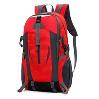 Backpack Viaggiare Escursionismo Multifunzione USB Caricabatterie USB Nylon Zaino Borsa sportiva all'aperto Und Sale
