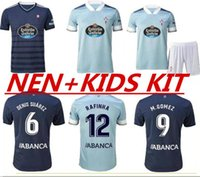 تايلاند RC CELTA دي فيغو لكرة القدم جيرسي 2021 سيلفينيو هوغو مالو M.Gomez Lobotka Man + Kids Iago Aspas Emre Home Football Commet