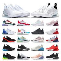 air max 270 Herren Laufschuhe Medium Olive Burgund Crush Herren Trainer Mode Sport Designer Sneakers Größe 40-45