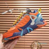 Donne Designer Designer Scarpe sportive Dimensione 35-46 Uomini Scarpe da ginnastica bianche Coppie Escursionismo Arrampicata Progettazione di suola antiscivolo con zip Tocca