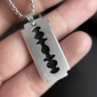 Stainless Steel Necklace Men Garment Accessories Hip-hop Chain Necklace Jewelry Men Chain Necklace