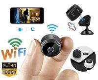 A9 1080P Full HD MINI SPY SPY CAM WIFI IP Sécurité sans fil Caméras cachées Hidden Accueil