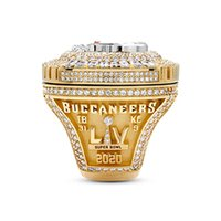 2021 wholesale Tampa B ay 2020-2021 Buccaneer s Championship Ring size 9-14 Fan Gift wholesale Drop Shipping