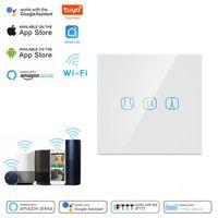 Smart Home Control Tuya Life WiFi Curtain Switch Blind Motor Alexa Google Compatible