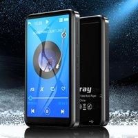 MP4-Player 8 GB Touch Screen MP3-Player mit Bluetooth-Einbau-Lautsprecher HIFI-Musik Walkman FM Radio Audio-Video-Rechner