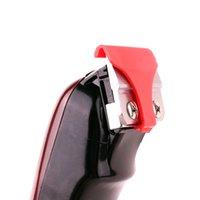 8148 Magic Red Electric Electric Clipper для волос Триммер для волос Машина для резки Борода Барбер для мужчин Стиль Инструменты Профессиональный резак Портативный беспроводной