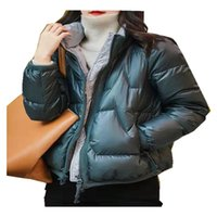 Women's new winter down jacket is fashionable to match with winter warm coat
