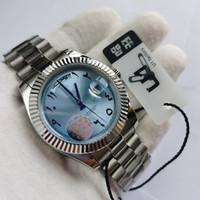 17 Arabische Arabische arabische Ziffernuhr 18k Gold mechanischer Glide glatt 40mm Mens Royal Eichen uhr edelstahl armband kehrende Uhren