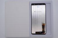Exposição OLED para Samsung Galaxy J4 Plus J415 LCD Screen Touch Painéis Digitizador Substituição sem moldura