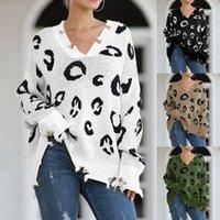 Pull de mode pour femmes cavaliers à manches longues Femmes Pullovers Pulls Sweet de Mujer Casual automne Hiver Pull Pull imprimé Hauts