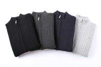 Lacoste lacoste мужской дизайнер крокодил вышивка свитер с длинными рукавами свитера мода трикотажа свободной молнией CM5 моды