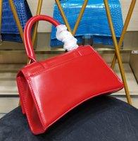19cm 23cm designer de moda bolsa de ombro hambrace bolsa crossbody mulheres senhora bolsa de couro genuíno couro
