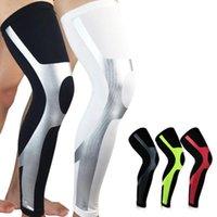 Elbow & Knee Pads Ly Pad Elastic Leg Sleeve Guard Protector Sports Kneepad For Basketball Football Cycling Running BFE88