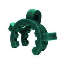 Другие аксессуары для курения вниз Стем Клип 18 мм 14 мм Пластиковые клипы Keck Используется для стеклянных соединений Бонг Различная Цветная Водопроводная труба