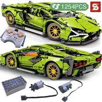 Sy Building Blocks - Children's Sports Car Blocks, Educational Model Toys, Friend , Birthday Gifts
