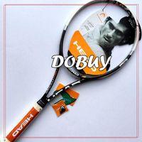 1 قطعة (جودة) Youtek IG Speed MP300 L5 مضرب تنس / مضرب Novak Djokovic (Nole) مضرب تنس / مضرب قبضة: 4 1/4 0R 4 3/8