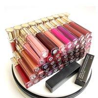 Lip Gloss Großhandel Matt Flüssige Lippenstift Custom Private Label Lipgloss Feuchtigkeitsspendende Glänzend Glitzer Glossy Schönheit Makeup Kosmetik