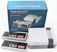 Konsol Konsolları Mini TV CAN Oyunları 500 Elde Kullanımı Oyunu NES 620 için Yeni Video Mağazası Perakende Kutuları DHL 00 JFWUO