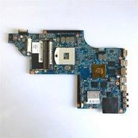 DV7-6000 Motherboar 659095-001 655488-001 dla HP Pavilion DV7 DV7-6000 655488-001 HM65 Oryginalna płyta główna