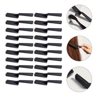 Hair Brushes 20pcs Dyeing Teeth Coloring Comb Tint Tool
