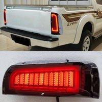 1Pair LED lampe arrière TAILLIGHT POUR TOYOTA HILUX VIGO 2004 2006 2006 2006 2006 2009 2010 2011 2012 2013 2014 2015