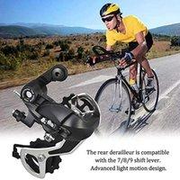 Bike Derailleurs MTB Rear Derailleur 6 7 8 Speed TX35 Aluminum Alloy Bicycle Parts Accessory High Teeth Adjustment