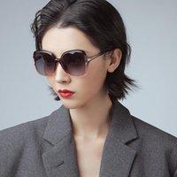 Oro o venta al por mayor Vintage Madera Real Moda Glasses 55 Gafas de sol de madera para hombres Metal Oval Tamaño57 18K 7550178 Marcos RMSWG
