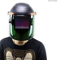 Photoelectric Welder Arc Protective Head Automatic Argon Maschera per saldatura ARGON ANTI-TROADING Viso