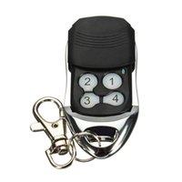 Gibidi와 호환 AU01590 AU1680 AU1810 AU1610 게이트 컨트롤러 용 Domino 차고 문 오프너 키 원격 제어
