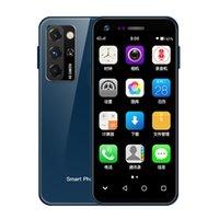 سويد xsn5 الأصلي الروبوت الهواتف المحمولة الروبوت MTK6737 3GB + 32GB 5.0MP المزدوج سيم الهواتف الذكية الصغيرة 4G LTE شاشة تعمل باللمس الهواتف المحمولة للطلاب الفتيات