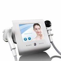 Neue Ankunft Fraktionales RF Thermisches RF-Vakuum 2 in 1 Haut Anziehen Gesichtsfaltenentfernung Gesichtsverjüngung Anti-Aging-Schönheitsmaschine