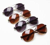 Neue Fahrer Sommerbrille Sonnenbrille Marke Klassische Männer Frauen Gläser UV400 Großhandel Mode Unisex Brillen